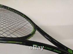 Wilson Blade 98 Pro stock 16x19 98 head 11.5oz strung 4 3/8 grip tennis racquet