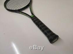 Wilson Blade 98 Pro stock 18x20 98 head 11.5oz strung 4 3/8 grip tennis racquet