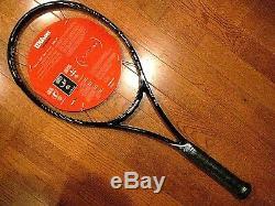 Wilson Blade 98 Tennis Racquet 18 x 20 (Brand New!)