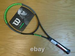 Wilson Blade 98 V. 7 305 Grams 98 Inches 4 3/8 grip 16X19