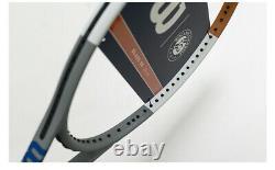 Wilson Blade 98 V7.0 Roland Garros Tennis Racquet 98sq 305g 16x19 G2 WR045411