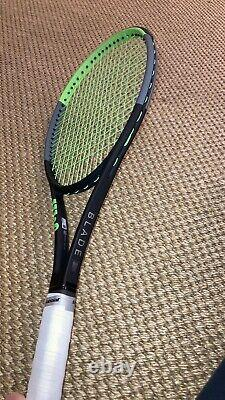 Wilson Blade 98 V7.0 (latest Model) 16x 19 Grip Size 3