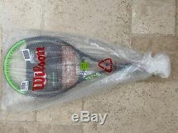 Wilson Blade 98 V7 18x20 tennis racquet L3 4 3/8 grip Latest version. NEW