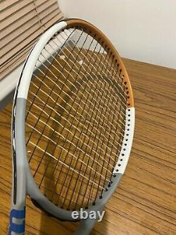 Wilson Blade 98 V7 special edition Roland Garros