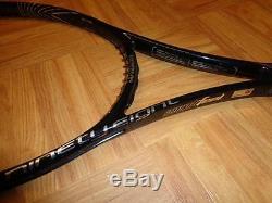 Wilson Blade 98 head 16x19 4 1/4 grip Tennis Racquet