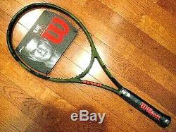 Wilson Blade 98L 16 X 19 Camo Edition Tennis Racquet Brand New