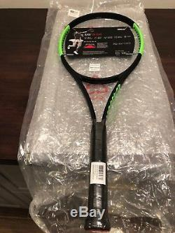 Wilson Blade 98L (16X19) Tennis Racket Grip Size 4 1/4