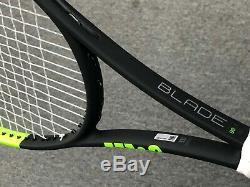 Wilson Blade 98L 16X19 Tennis Racquet, GRIP 4 3/8, STRUNG