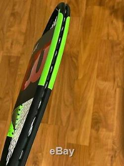 Wilson Blade 98L 16X19 Tennis Racquet, GRIP 4 3/8, STRUNG, NEW