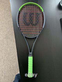 Wilson Blade 98s Tennis Racket v7.0 (newest Model)