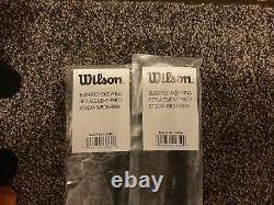 Wilson Blade Pro 18x20 4 3/8, 3 as a set