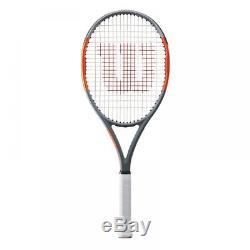Wilson Burn Team 100 Tennisschläger besaitet UVP 150,00 NEU