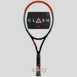 Wilson CLASH 100 Tennis Racquet 4 1/4 Racket 16x19 FREE PRIORITY