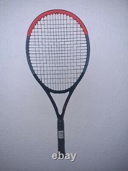 Wilson CLASH 100 u Turnier Tennisschläger NEU Griffgröße 4 1/4+ 15 ATP Bälle