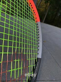 Wilson Clash 100 4 1/4 Grip Tennis Racquet