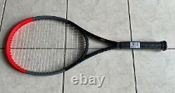 Wilson Clash 100 4 1/4 inch Tennis Racquet New