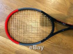 Wilson Clash 100 4 3/8 Tennis Racquet