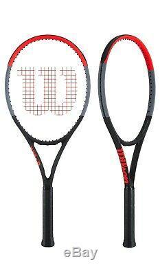 Wilson Clash 100 4 3/8 Tennis Racquet (NEW!)