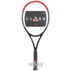 Wilson Clash 100 4 3/8 Tennis Racquet NEW