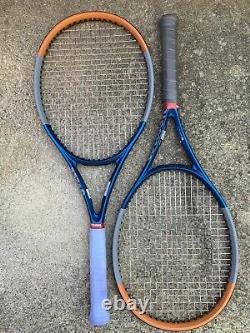 Wilson Clash 100 L2 Ltd Roland Garros (getunt 300g) 2 Mt. Alt