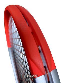 Wilson Clash 100 Pro Racquet 4 1/4 Inches Grip Silver Frame Tennis Racket