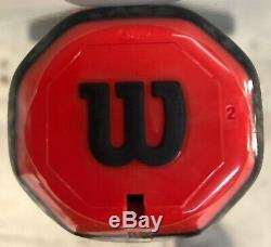 Wilson Clash 100 Size 2 (4 1/4) Brand New