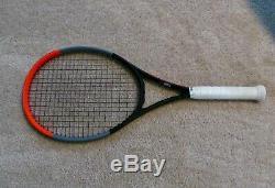 Wilson Clash 100 Tour 4 1/4 Grip Tennis Racquet