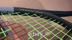 Wilson Clash 100 Tour Tennis Racket. Strung, Grip 2, New