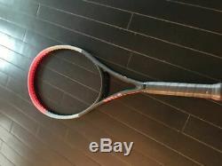 Wilson Clash 100 Tour Tennis Racquet, Size 4 3/8 WR005711 unstrung