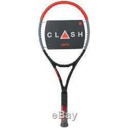 Wilson Clash 100L Tennis Racquet Grip Size 4 3/8