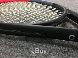 Wilson Clash 108 STRUNG 4 1/8 (Tennis Racket Racquet 9.9oz 280g 16x19 free flex)