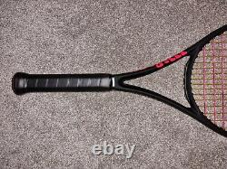 Wilson Clash 98 Grip 4 strung Barely used great condition