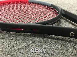 Wilson Clash 98 Tour STRUNG 4 3/8 (Tennis Racket Racquet 10.9 oz 310g 16x19)