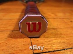 Wilson Early St. Vincent Pro Staff 85 4 5/8 Mid Size VTG Tennis Racket