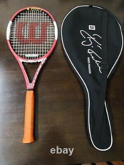 Wilson Federer Swiss watches limited edition maurice lacroix Tennis Racquet