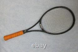 Wilson H19 Blade 93 matte pro stock 18x20 4 1/2 L4 Personal ATP Player Racquet