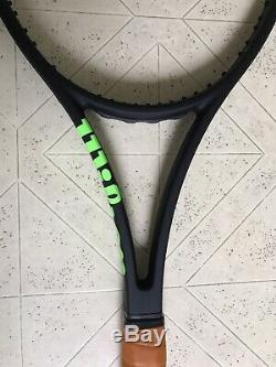 Wilson H19 XL 18x20 Pro Stock Tennis Racquet CV Blade 98 Paint Job Racket