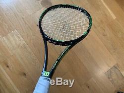 Wilson H22. 16 x 19. Blade PJ. Grip L3. 4 3/8 Tennis racquet