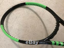 Wilson H22 16x19 CV Blade 98 Glossy Paint Job Tennis Racquet Pro Stock Racket