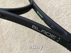 Wilson H22 16x19 L2 Pro Stock Tennis Racket CV Blade 98 Paint Job Racquet