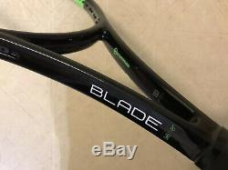 Wilson H22 18x20 CV Blade 98 Glossy Paint Job Tennis Racquet Pro Stock Racket