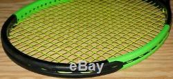 Wilson H22 18x20 Pro Stock Paintjob Blade 98 Countervail 4 3/8 Tennis Racket