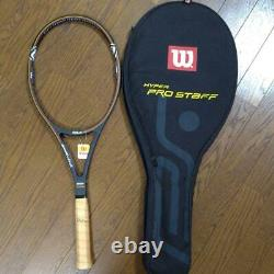 Wilson Hyper Pro Staff 85 2000 Special Edition Grip 3 japan first shipping