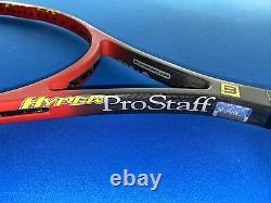 Wilson Hyper Pro Staff Carbon 6.0 95 Grip 4 1/2 L4 Japan/euro Version Super Rare