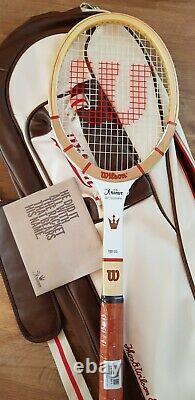 Wilson Jack Kramer Autograph Limited Edition