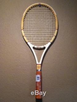 Wilson Jack Kramer Autograph Millennium Edition Tennis Racket 4-3/8 Rare #1447