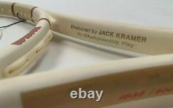 Wilson Jack Kramer Autograph Millennium LE Racket, 4 3/8 Grip (1634/2000)