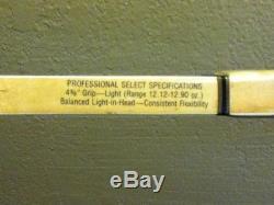 Wilson Jack Kramer Autograph Professional Select Model Wood Racket 4-3/8 New