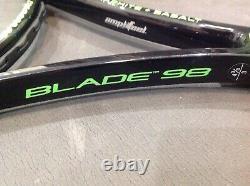 Wilson K Blade 98 4 3/8 Pro Cosmetic (Pro Room)