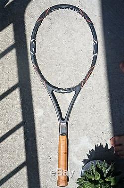 Wilson (K) Factor Pro Staff 88 Tennis Racquet 4-3/8 Grip Sampras Near Mint